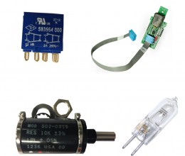Varian Electronic LINAC Parts