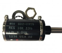 Gantry potentiometer Varian Part 87692201 AEP Part 5230.0009