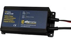 Alfatronix IC230 24 108 battery charger