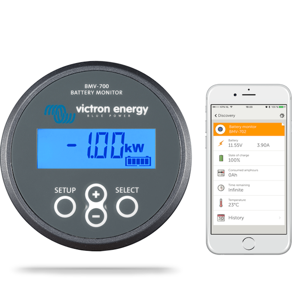 Diverse Power Systems Battery Monitor : Bmv series battery monitors aep
