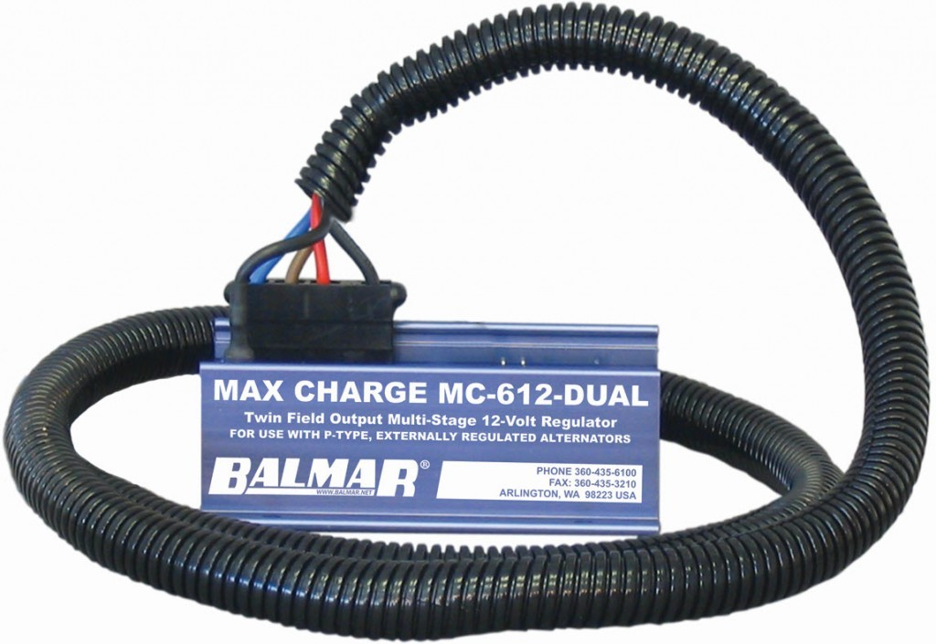 Max Charge Mc-612-dual Voltage Regulator