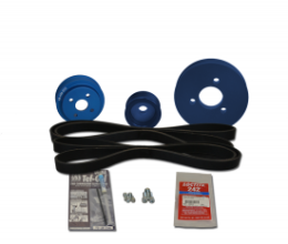 Balmar Pulley Kit