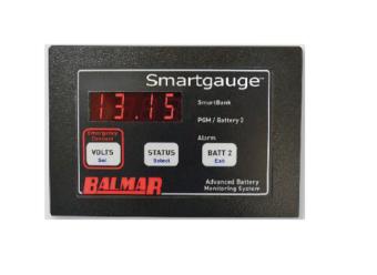 Balmar Smartgauge battery monitor
