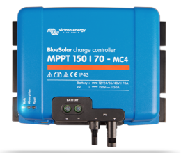 Victron Energy BlueSolar MPPT Charge Controller 150/70