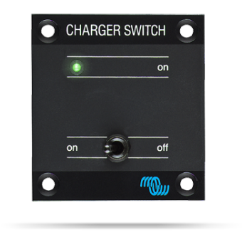 Victron Charger Switch Remote Panel