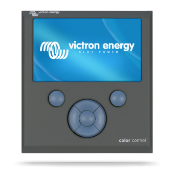 Victron Color Control Remote Panel
