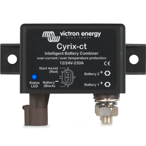 Victron Cyrix-ct battery combiner VSR