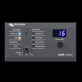 Victron Digital Multi Control 200/200A GX Remote Panel