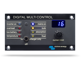 Victron Digital Multi Control Remote Panel