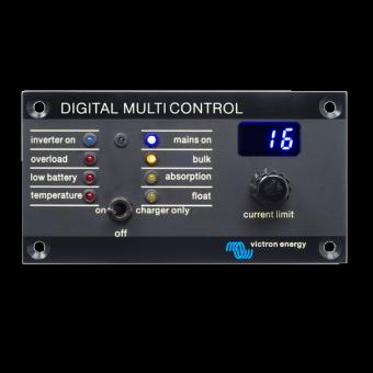 Victron Digital Multi Control Remote Panel