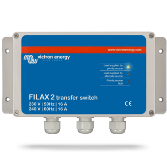 Victron Energy Filax 2 AC-transfer switch