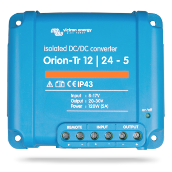 Victron Energy Orion-Tr 12/24-5 isolated DC-DC converter