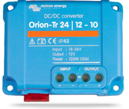 Victron Energy Orion-Tr DC-DC Converter 24/12-10 non-isolated