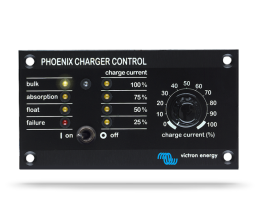 Victron Phoenix Charger Control Remote Panel