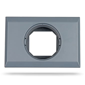 Wall mount enclosure for Victron BMV or MPPT Control