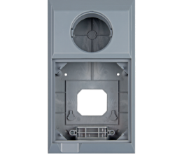 Wall mount enclosure for Victron BMV and Color Control GX