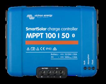 Victron Energy SmartSolar MPPT 100/50 Solar Charger