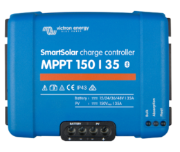 Victron Energy SmartSolar MPPT 150/35 Solar Charger