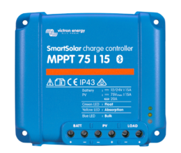 Victron Energy SmartSolar 75/15 Solar Charge Controller
