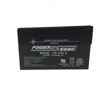 12V Couch Battery Varian Part 7410370700 AEP Part 5230.0090