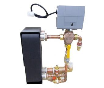 Heat Exchanger Assembly Varian Part: # 10001592601