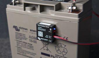 Victron Energy Smart Battery Sense on battery